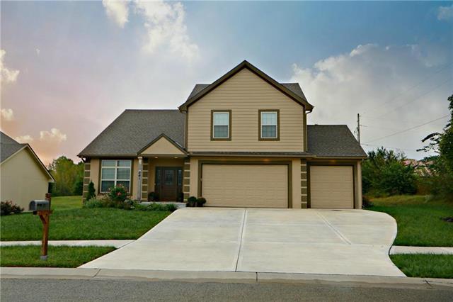 841 Lewis Drive, Leavenworth, KS 66048 (#2133685) :: No Borders Real Estate
