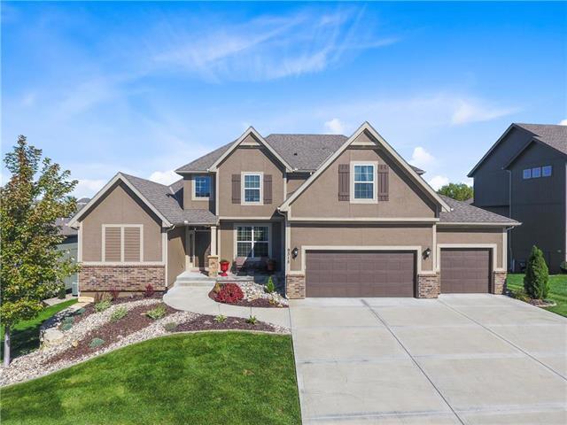 9315 N Farley Avenue, Kansas City, MO 64157 (#2133720) :: No Borders Real Estate