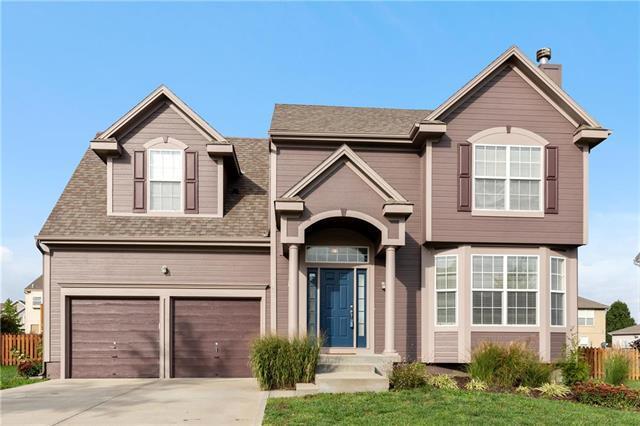 19270 W 209 Terrace, Spring Hill, KS 66083 (#2133848) :: No Borders Real Estate