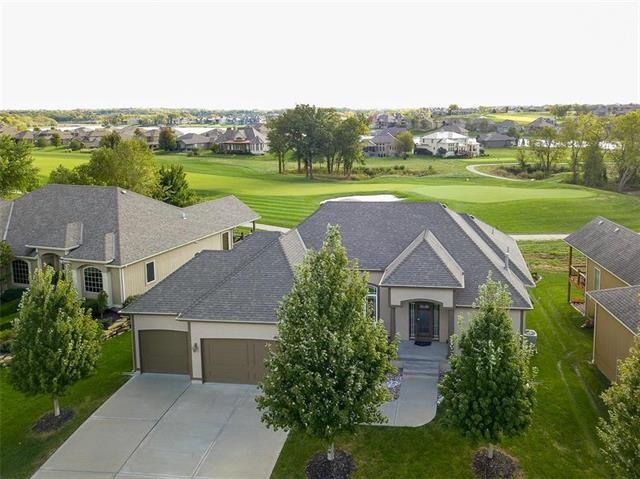 1421 Cross Creek Drive, Raymore, MO 64083 (#2134101) :: No Borders Real Estate