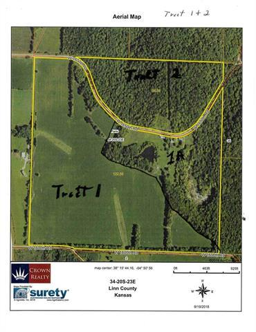 W 1650 Road, Mound City, KS 66056 (#2134125) :: No Borders Real Estate