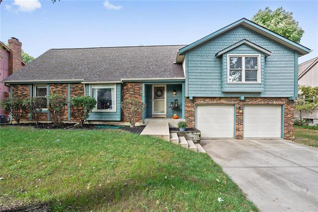12910 W 78TH Street, Lenexa, KS 66216 (#2134163) :: The Shannon Lyon Group - ReeceNichols