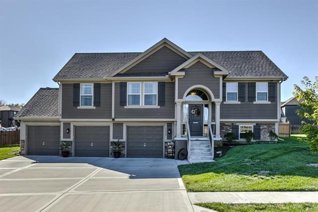 1410 Kelly Lane, Kearney, MO 64060 (#2134325) :: Edie Waters Network