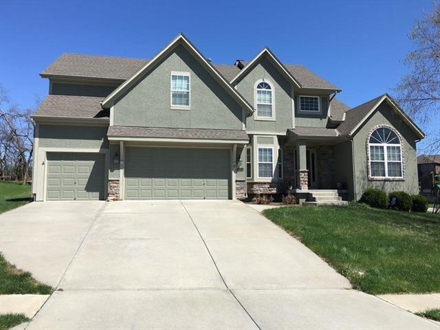 14933 S Turnberry Street, Olathe, KS 66061 (#2134327) :: House of Couse Group