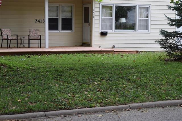 2413 Ohio Street, Lawrence, KS 66046 (#2134413) :: Edie Waters Network
