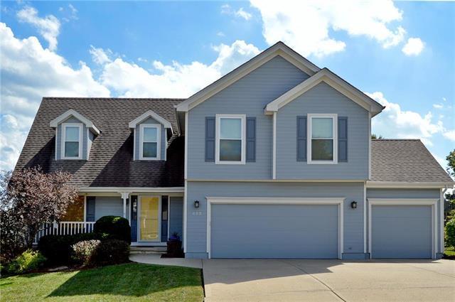 623 NE 94th Terrace, Kansas City, MO 64155 (#2134450) :: Edie Waters Network
