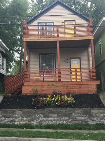 707 E 34 Street, Kansas City, MO 64109 (#2134515) :: Char MacCallum Real Estate Group