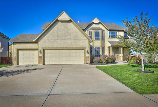 21896 W 176th Street, Olathe, KS 66062 (#2134519) :: Team Real Estate