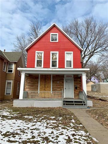 3510 Roberts Street, Kansas City, MO 64124 (#2134774) :: Eric Craig Real Estate Team