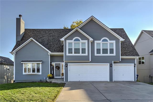 413 Killarney Lane, Smithville, MO 64089 (#2134789) :: Char MacCallum Real Estate Group