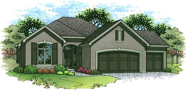 21401 W 190th Terrace, Spring Hill, KS 66083 (#2134945) :: No Borders Real Estate