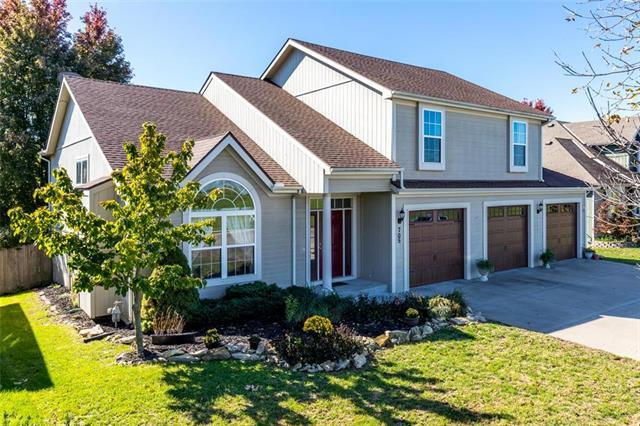 705 Meadowbrook Drive, Kearney, MO 64060 (#2135016) :: No Borders Real Estate