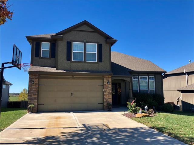 484 S 138th Street, Bonner Springs, KS 66012 (#2135092) :: Team Real Estate