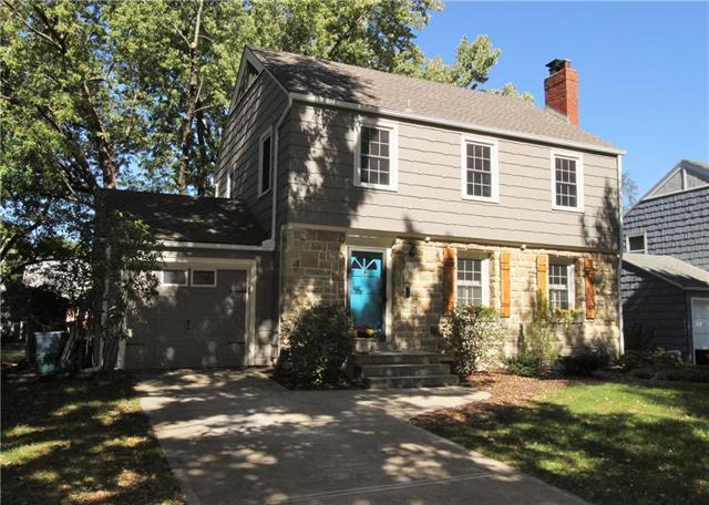 424 E 73RD Terrace, Kansas City, MO 64131 (#2135103) :: Edie Waters Network
