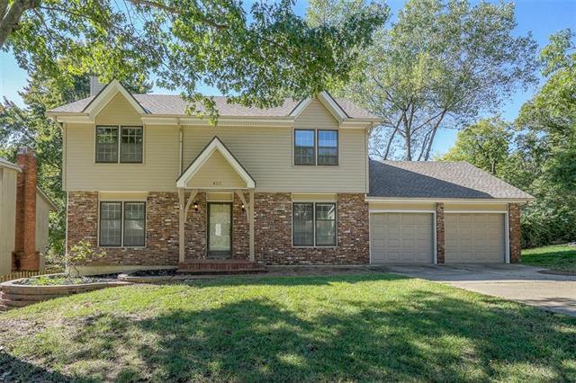 620 Clayview Drive, Liberty, MO 64068 (#2135325) :: Edie Waters Network