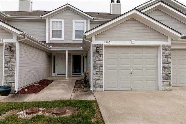5503 NW Downing Street, Blue Springs, MO 64015 (#2135376) :: NestWork Homes