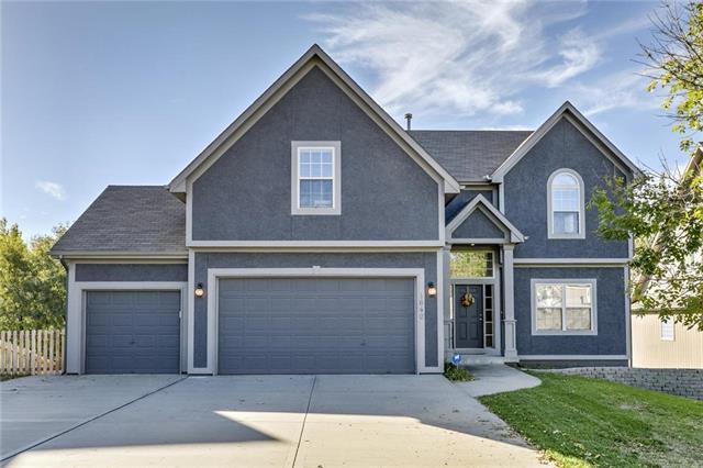 1640 Honeysuckle Drive, Liberty, MO 64068 (#2135380) :: NestWork Homes