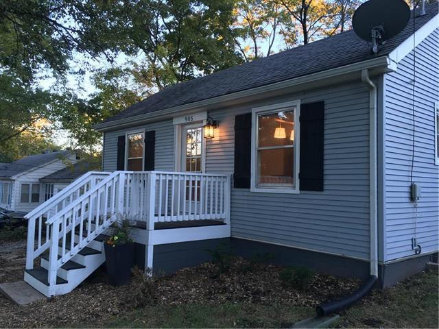 905 NE 83rd Street, Kansas City, MO 64118 (#2135527) :: Team Real Estate