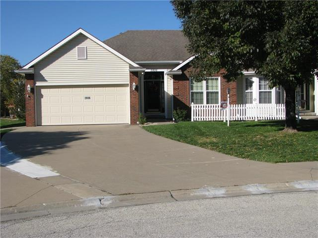 2806 Eastbrook Court, St Joseph, MO 64506 (#2135604) :: No Borders Real Estate