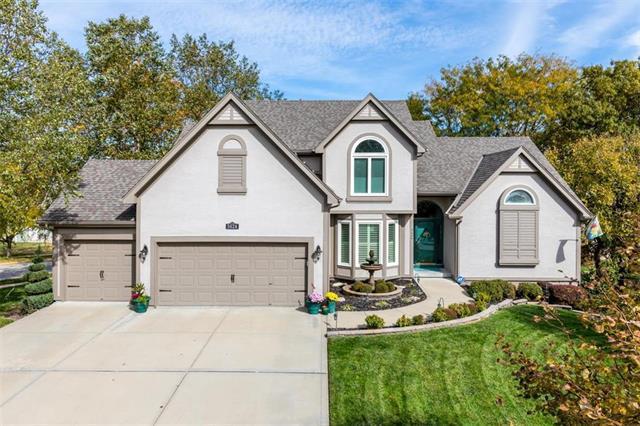 5624 NW 81st Street, Kansas City, MO 64151 (#2135668) :: No Borders Real Estate
