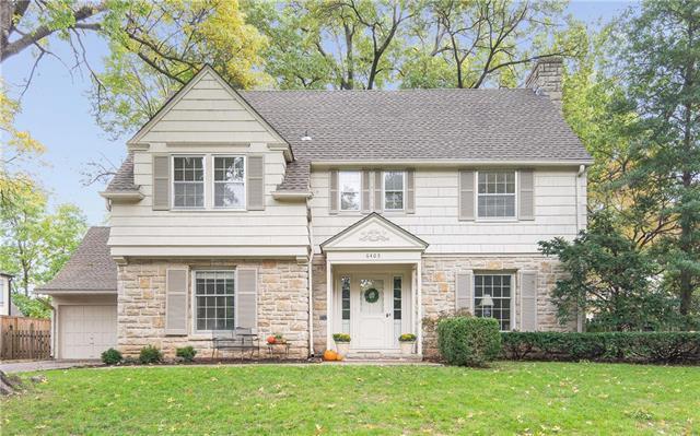 6405 High Drive, Mission Hills, KS 66208 (#2136329) :: Char MacCallum Real Estate Group