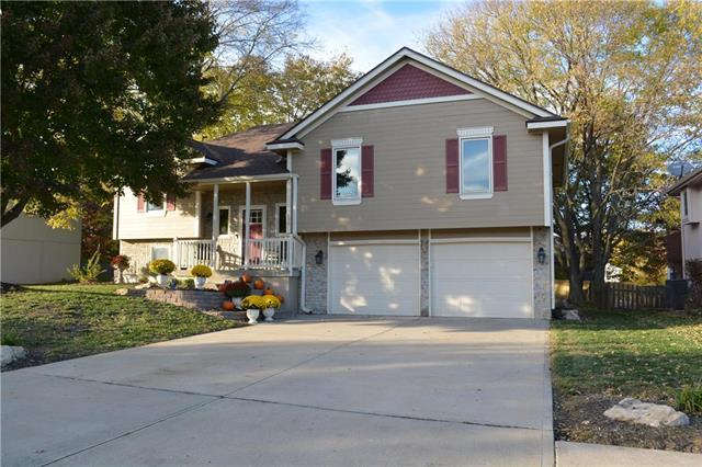 205 Mesa Drive, Smithville, MO 64089 (#2136493) :: Edie Waters Network