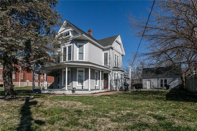 206 East Main Street, Smithville, MO 64089 (#2136779) :: Team Real Estate