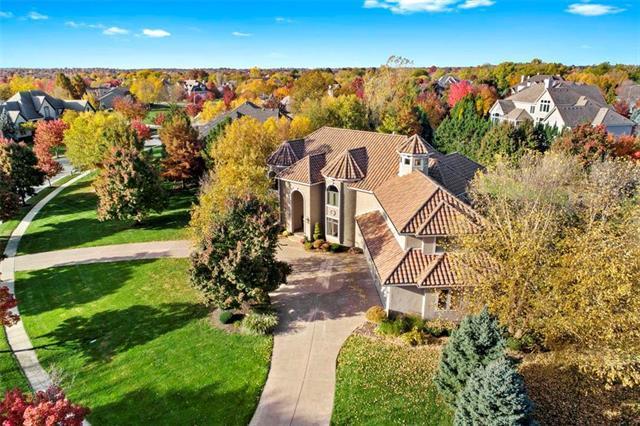 14566 Granada Circle, Leawood, KS 66224 (#2136786) :: No Borders Real Estate