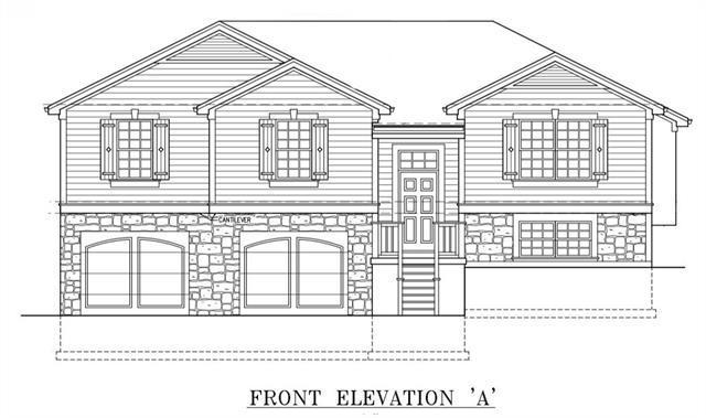 1400 NW Highview Drive, Grain Valley, MO 64029 (#2136832) :: No Borders Real Estate