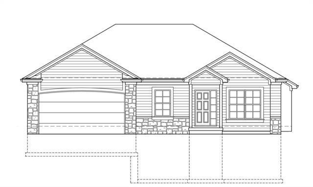 1304 NW Highview Drive, Grain Valley, MO 64029 (#2136918) :: No Borders Real Estate