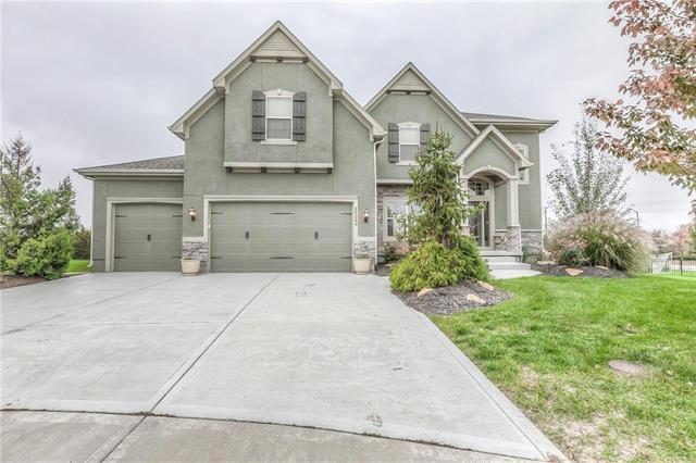 25209 W 97TH Terrace, Lenexa, KS 66227 (#2136943) :: Edie Waters Network