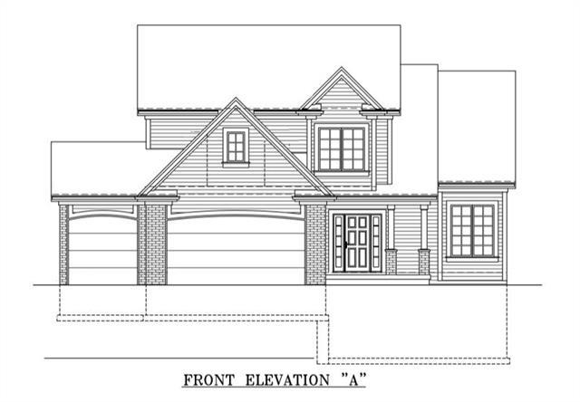 409 SW New Port Drive, Blue Springs, MO 64015 (#2137045) :: No Borders Real Estate