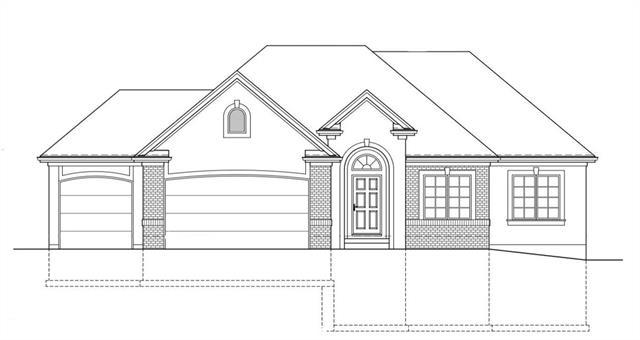 4812 SW 5th Street, Blue Springs, MO 64015 (#2137067) :: No Borders Real Estate