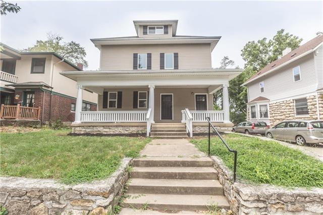 4018 Harrison Street, Kansas City, MO 64110 (#2137191) :: No Borders Real Estate