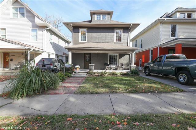 4011 Terrace Street, Kansas City, MO 64111 (#2137193) :: Edie Waters Network