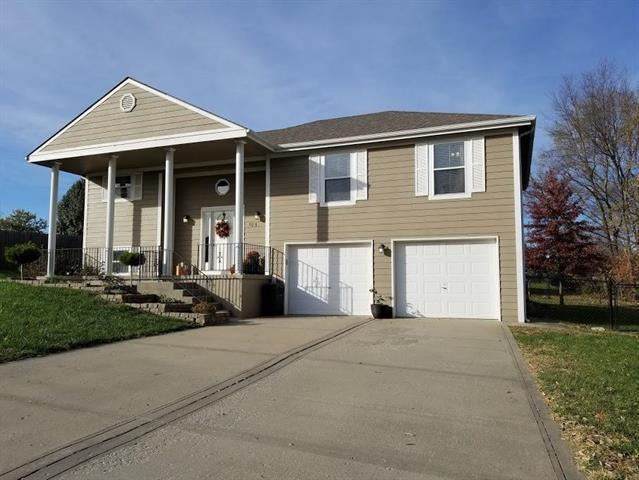 103 Bombay Circle, Excelsior Springs, MO 64024 (#2137362) :: Edie Waters Network