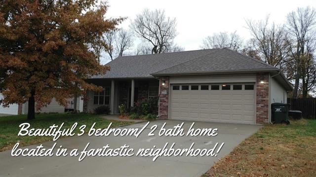 601 W Culton Drive, Warrensburg, MO 64093 (#2137391) :: No Borders Real Estate