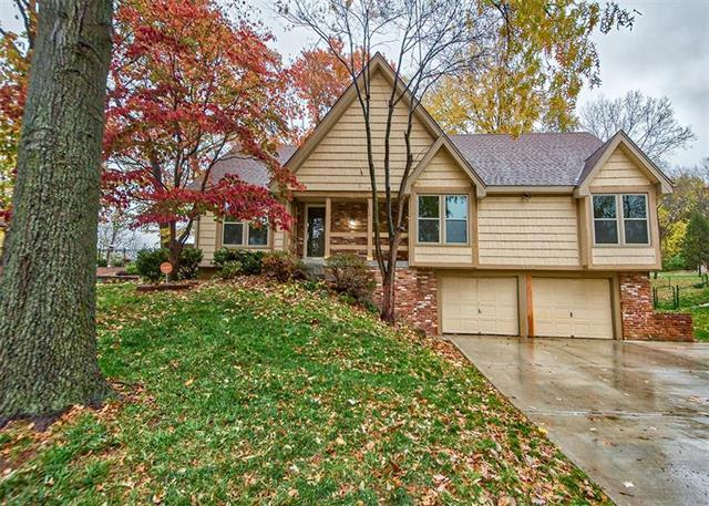 9304 NW 76th Terrace, Weatherby Lake, MO 64152 (#2137752) :: Edie Waters Network