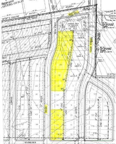 Lots S 13-15 18-23 Devin Street, Lone Jack, MO 64070 (#2137831) :: Eric Craig Real Estate Team