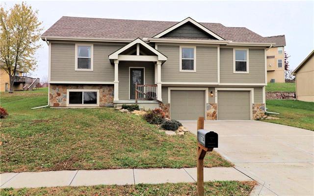 714 Hilltop Road, Kearney, MO 64060 (#2138303) :: No Borders Real Estate