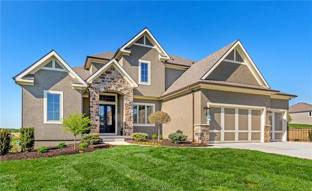 15757 Chadwick Street, Overland Park, KS 66224 (#2138305) :: No Borders Real Estate