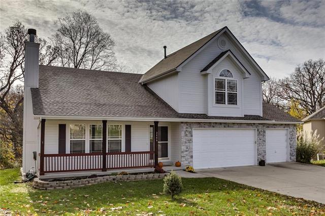 2406 Summit Trail, Kearney, MO 64060 (#2138340) :: Kansas City Homes