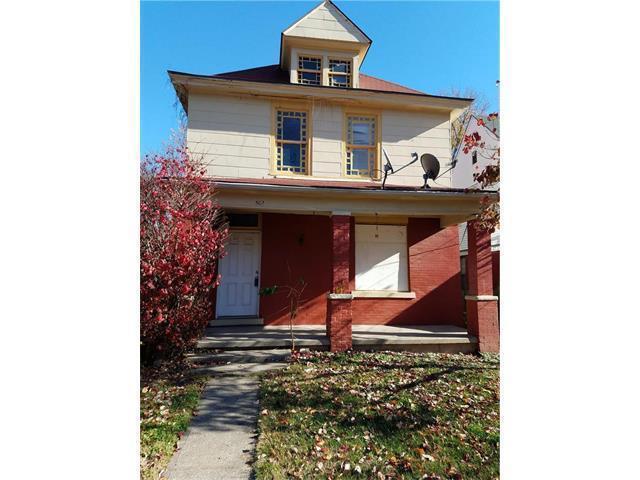 501 Monroe Avenue, Kansas City, MO 64123 (#2138679) :: Edie Waters Network