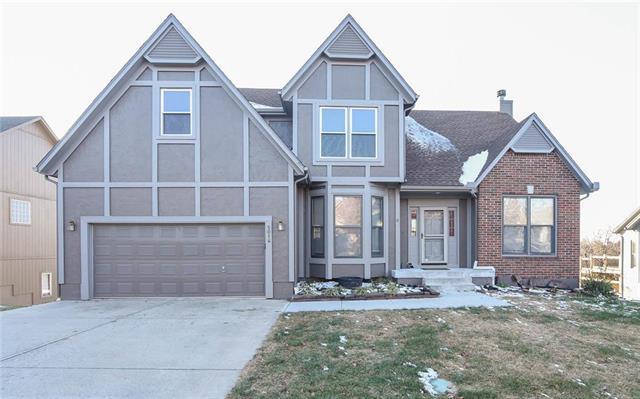5014 Hilltop Drive, Shawnee, KS 66226 (#2138784) :: Kedish Realty Group at Keller Williams Realty
