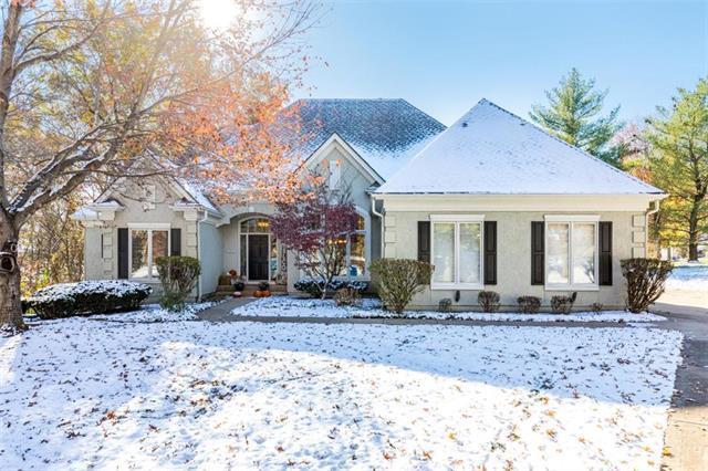 1801 Bent Oaks Drive, Liberty, MO 64068 (#2138840) :: Edie Waters Network