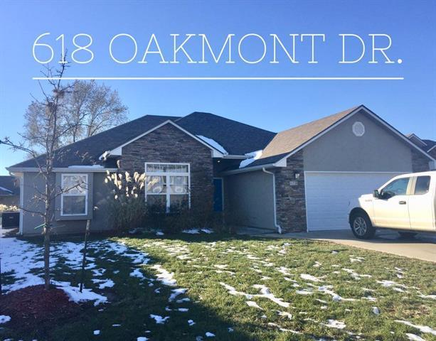 618 Oakmont Drive, Warrensburg, MO 64093 (#2138848) :: Edie Waters Network