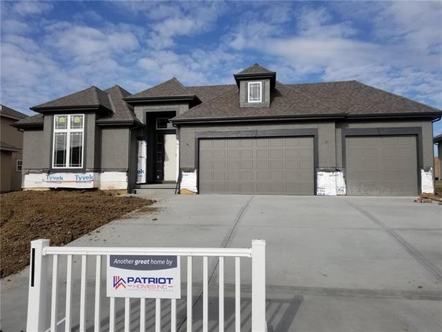 8140 NW 90th Street, Kansas City, MO 64153 (#2138855) :: No Borders Real Estate