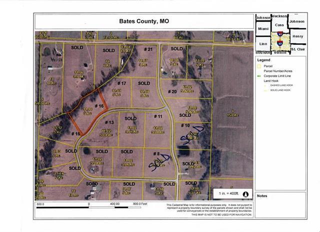 Rt 1     Lot # 16 N/A, Adrian, MO 64720 (#2138942) :: Eric Craig Real Estate Team