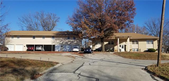 529 Brown Circle Drive, Osawatomie, KS 66064 (#2138943) :: No Borders Real Estate
