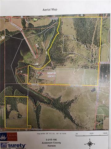 21613 NW 1550 Road, Garnett, KS 66032 (#2139163) :: Edie Waters Network